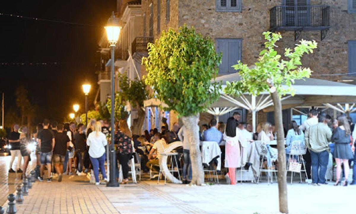 «Καμπάνα» 20.000 ευρώ σε δύο εστιατόρια στο Ναύπλιο – Πρόστιμα σε Σπέτσες- Πόρο