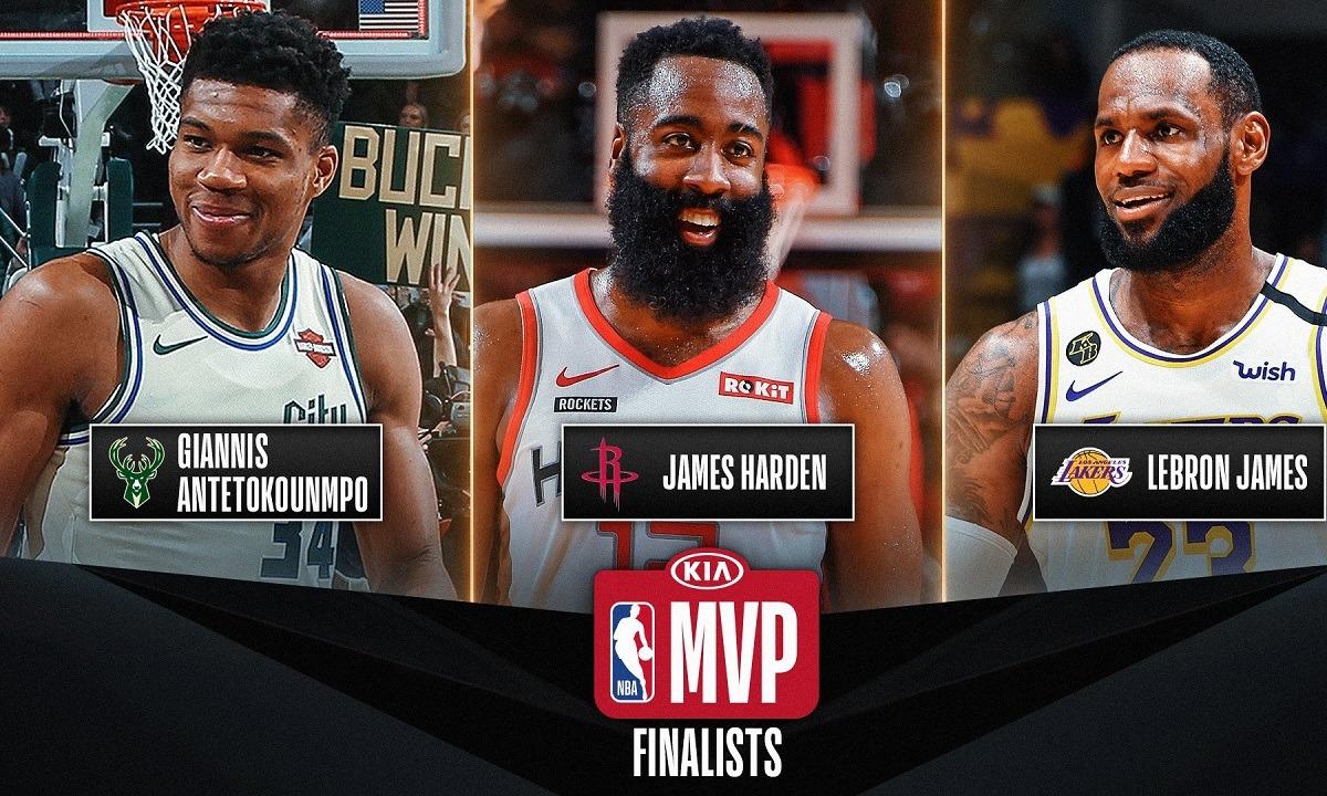 Αντετοκούνμπο: Επίσημα υποψήφιος για το βραβείο του MVP