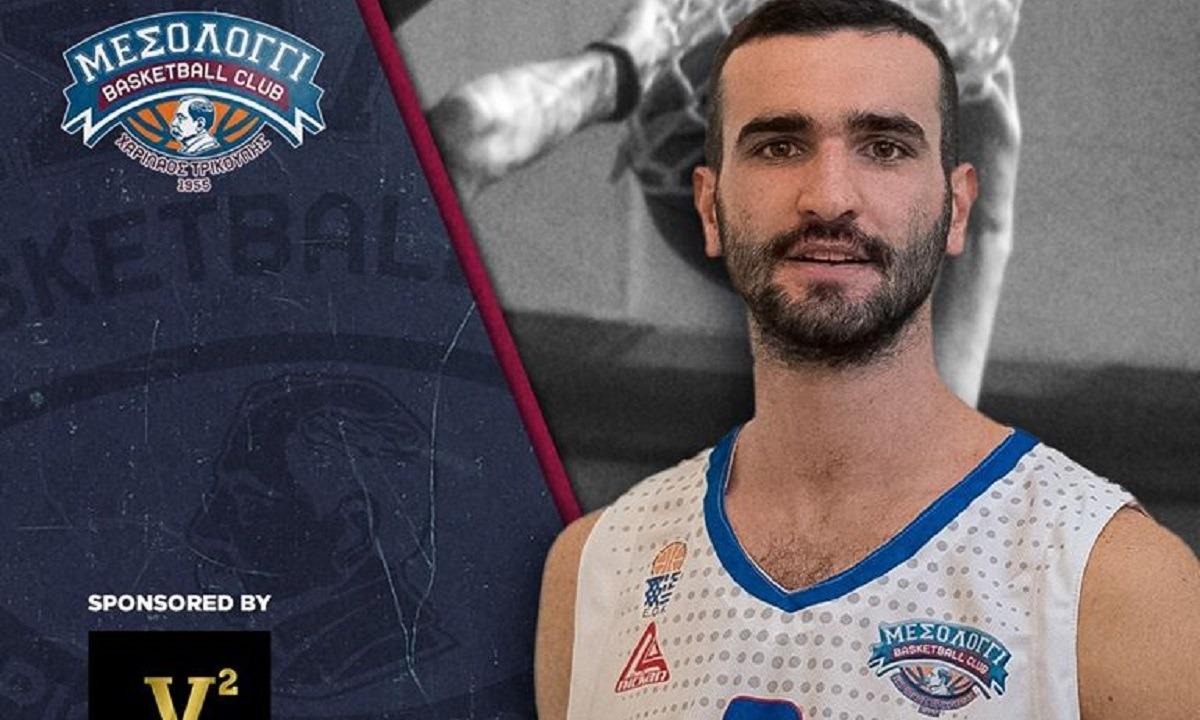 Χαρίλαος Τρικούπης: Ανανέωσε ο Σωκράτης Ναούμης. Ο Σωκράτης Ναούμης θα συνεχίσει να φοράει τη φανέλα του Χαρίλαου Τρικούπη και στην Basket League!