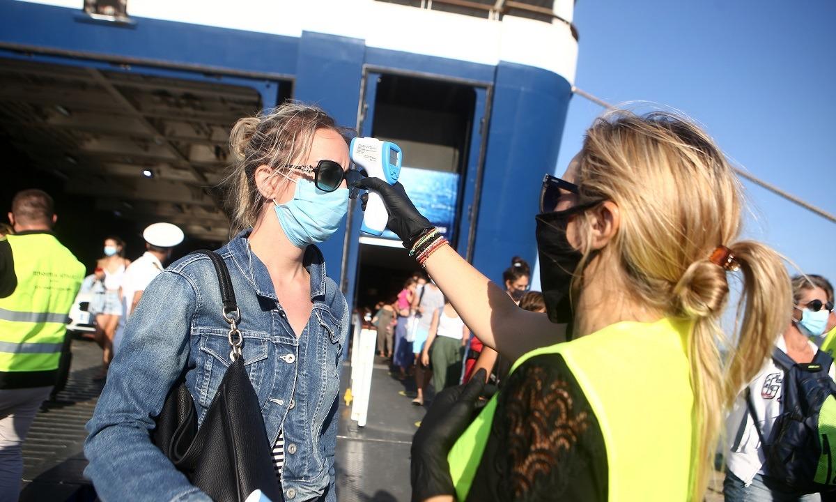 Κορονοϊός – Ελλάδα: Πάνω από 300 τα νέα κρούσματα. 67 διασωληνωμένοι σε ΜΕΘ