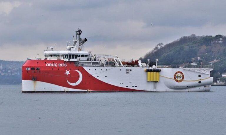 Oruc Reis: Ποιος είναι ο στόχος των Τούρκων στην ελληνική υφαλοκρηπίδα (vids)