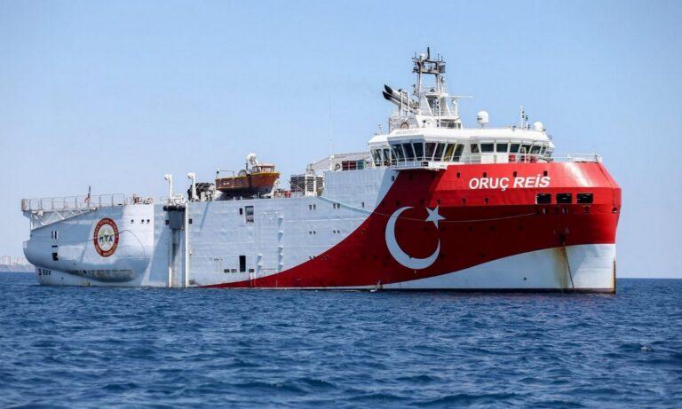 Oruc Reis: Επιστρέφει δηλώνει περήφανος ο καπετάνιος!