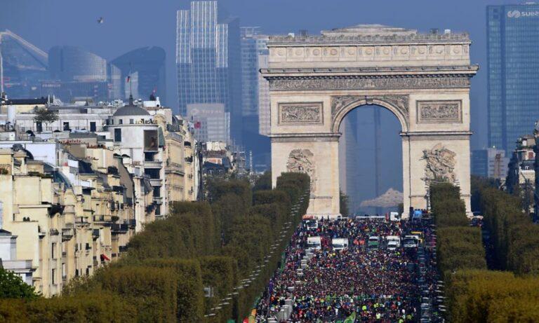 Μαραθώνιος Παρισιού: Δεν θα γίνει το 2020