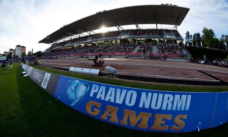 Paavo Nurmi Games: Καλές επιδόσεις στην Φινλανδία!