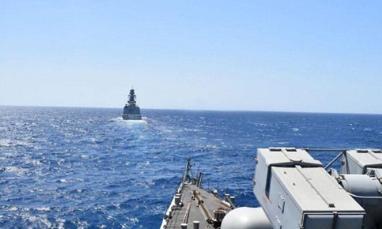 Ο «Θεμιστοκλής» έρχεται να ανανεώσει το... γερασμένο ελληνικό στόλο