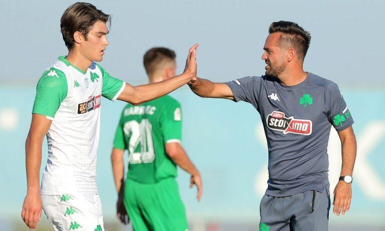 Σερπέζης: «Νιώθουμε άνετα με τον νέο προπονητή»
