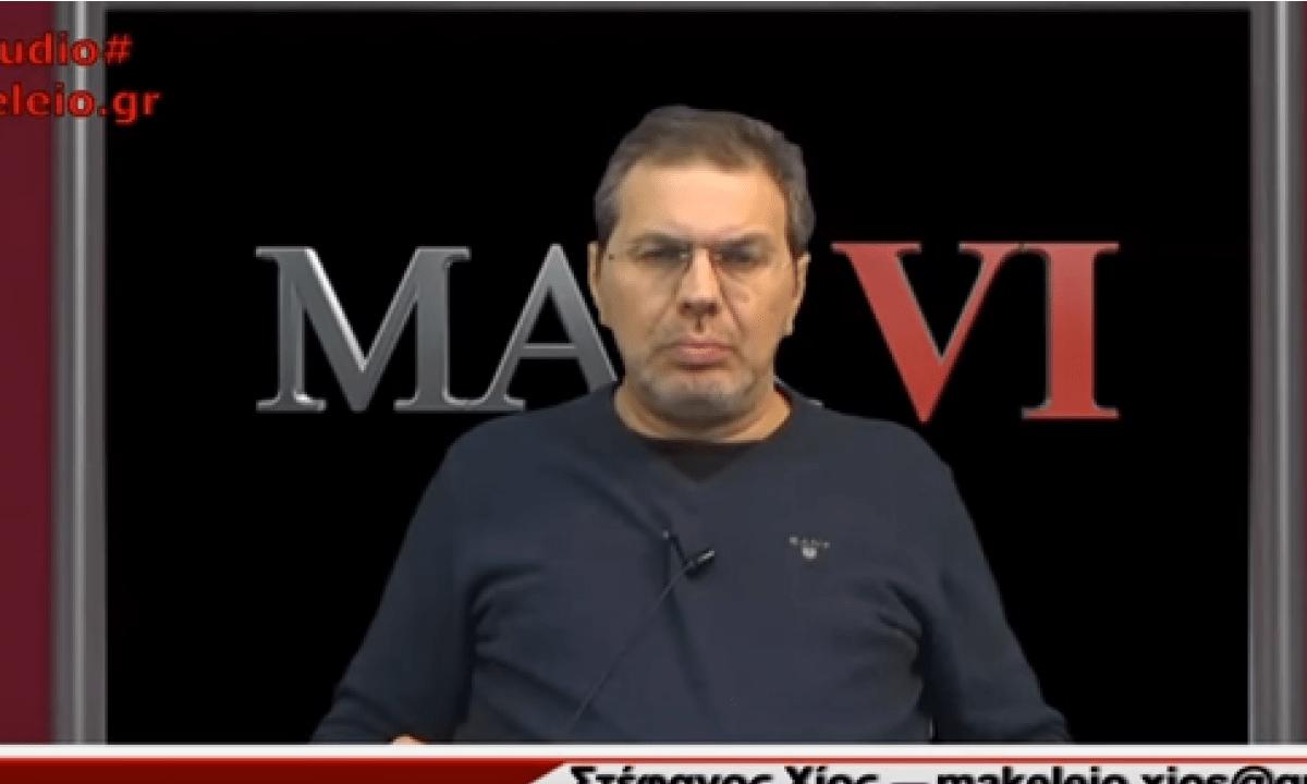 Big Brother – Στέφανος Χίος: «Κλείστε το ΣΚΑΪ, σταματήστε το ριάλιτι!»