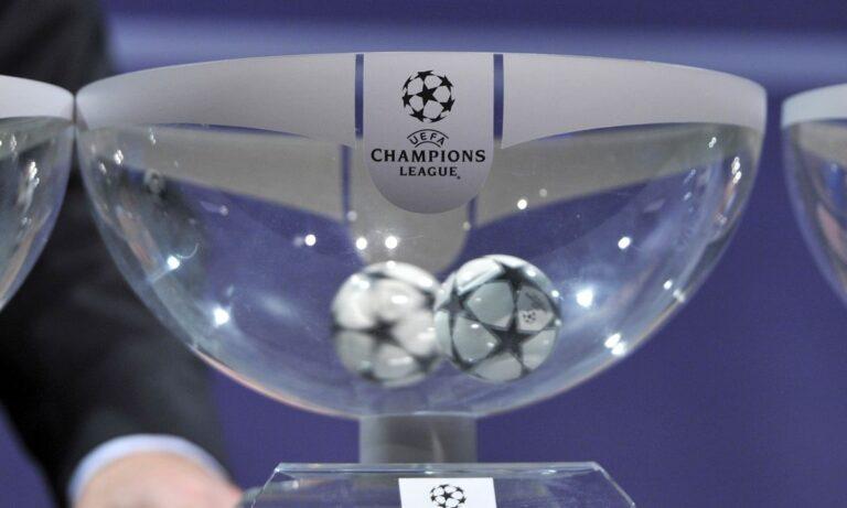 Ολυμπιακός: Το βλέμμα στη Νιον για την κλήρωση των πλέι οφ του Champions League – Οι πιθανοί αντίπαλοι