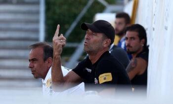 Καρέρα: «Με ανησυχεί η συνολική εικόνα της ΑΕΚ -Υπολογίζω τον Μπακάκη»