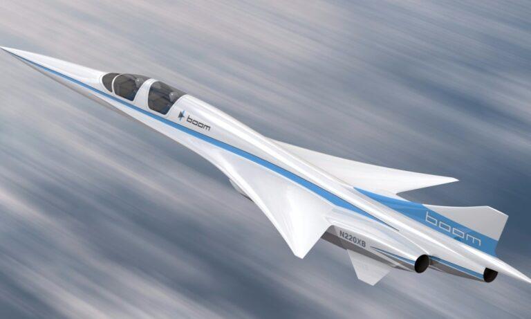 Πτήσεις που θα σπάνε το φράγμα του ήχου από το 2021