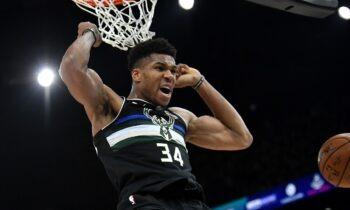 Αντετοκούνμπο: Αυτός είναι ο πρώτος αντίπαλος στα πλέι-οφ του NBA