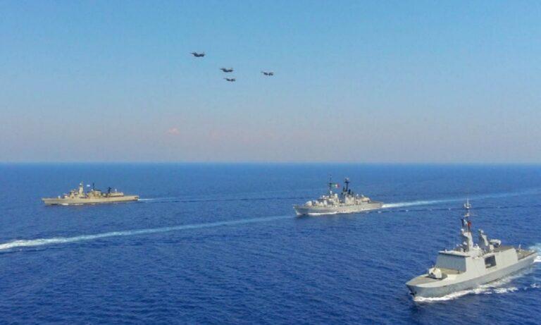 ΕKTAKTO: Με αντι-NAVTEX απάντησε η Αθήνα στην Αγκυρα