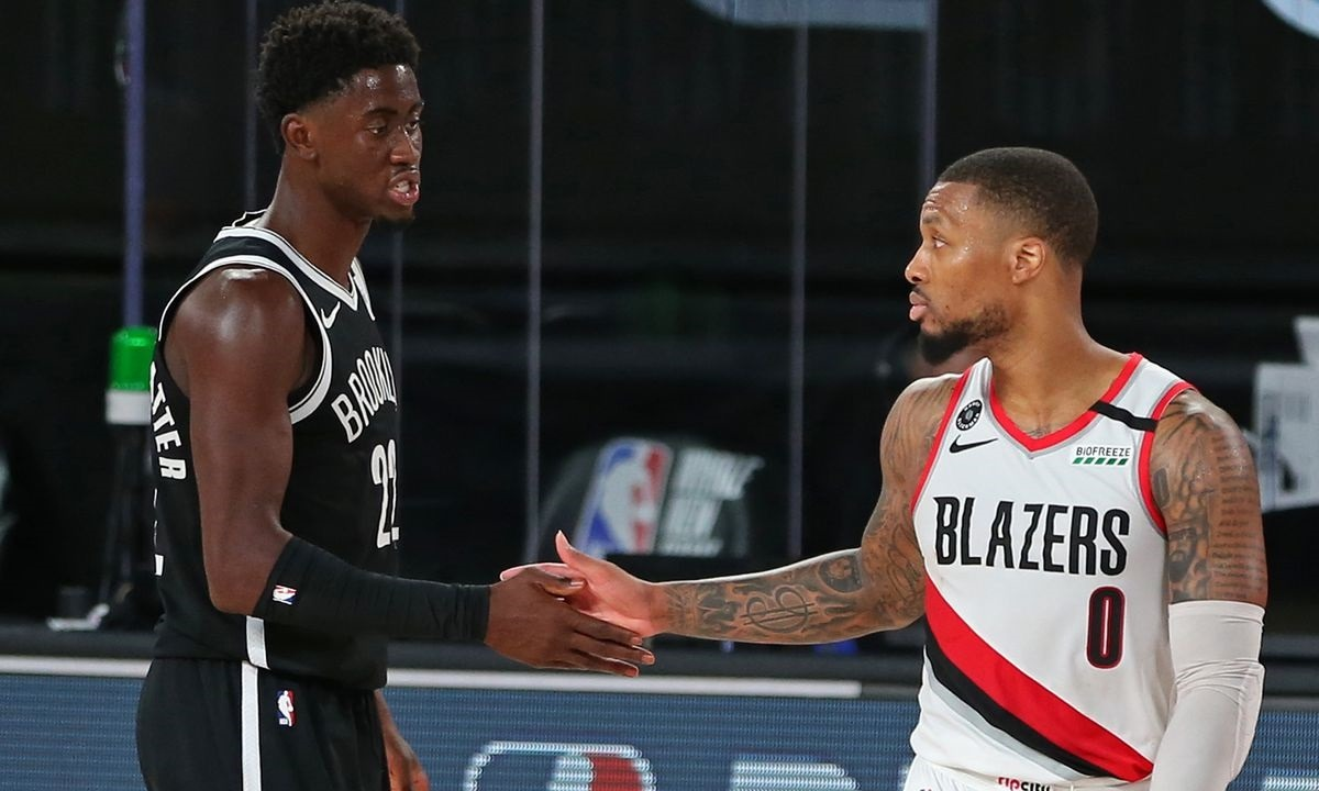 NBA: Νίκη ξανά για τους Μπλέιζερς – Εκτός πλέι-οφ οι Σπερς. Τρία παιχνίδια είχε το πρόγραμμα του NBA, με το πιο...