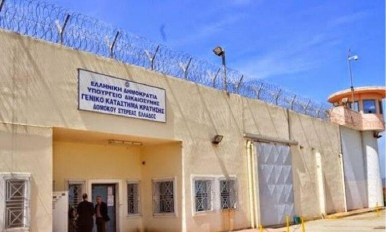 Βρήκαν ηχοσύστημα και ψυγεία στις φυλακές Δομοκού
