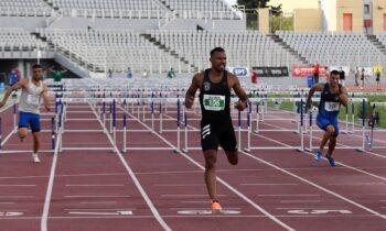 Πανελλήνιο Πρωτάθλημα- Δουβαλίδης