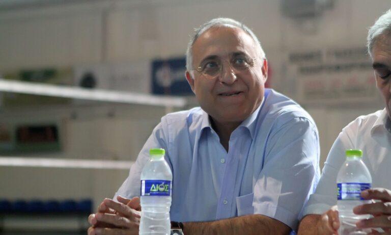 Δρακόπουλος: «Θα καταθέσω μήνυση εναντίον της επιτροπής της ΕΕΑ»
