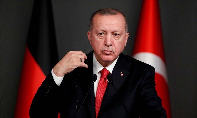 Guardian: Πυρά κατά Ερντογάν- «Είναι νταής και απειλή»