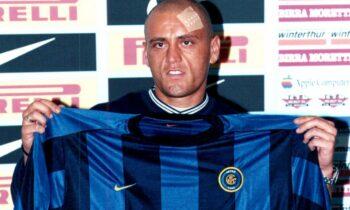 11/8/1999: O Γεωργάτος μεταγράφεται στην Ίντερ στην μεγαλύτερη μεταγραφή Έλληνα ποδοσφαιριστή