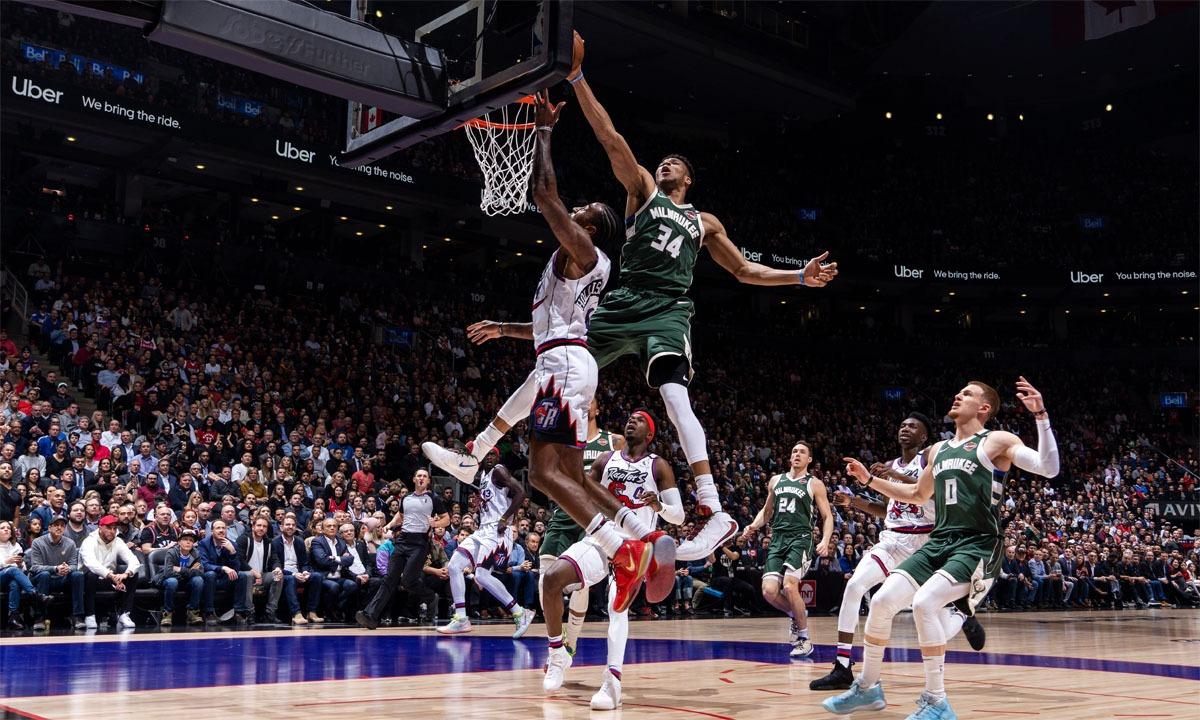 NBA: Κορυφαίος αμυντικός της χρονιάς ο Αντετοκούνμπο!