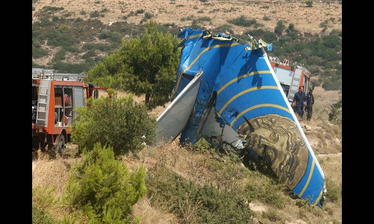 Σαν σήμερα το 2005 έπεσε το Helios στο Γραμματικό. Σαν σήμερα το 2005 αεροσκάφος Boeing 737-400 της κυπριακής εταιρίας...