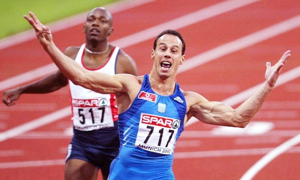 Κεντέρης: Όταν έτρεξε «για την πατρίδα!» (vid). To 2000 ο Κώστας Κεντέρης κατέκτησε το χρυσό μετάλλιο στους...