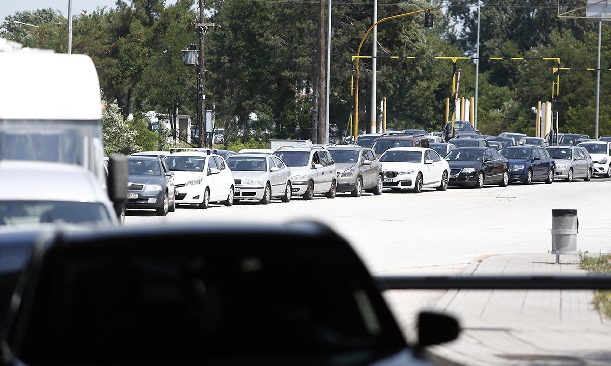 Τροχαία: Διακοπή κυκλοφορίας σε δρόμους της Αθήνας