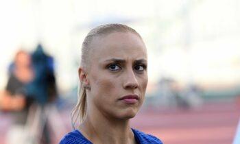 Στίβος: Η Νικόλ Κυριακοπούλου γνωστοποίησε μέσω του λογαριασμού στο Twitter ότι δε θα συμμετάσχει στο Ευρωπαϊκό Πρωτάθλημα κλειστού στίβου.