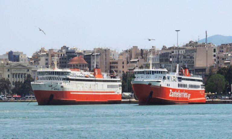 Βλάβη στο πλοίο «Αδαμάντιος Κοραής» στην Αλεξανδρούπολη