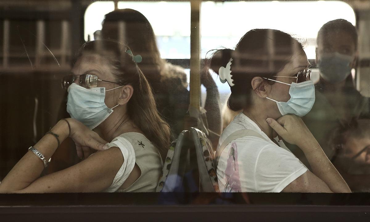 Κορονοϊός – Ελλάδα: 2 νεκροί και 77 νέα κρούσματα. Ξανά μεγάλος ο αριθμός των κρουσμάτων του ιού...
