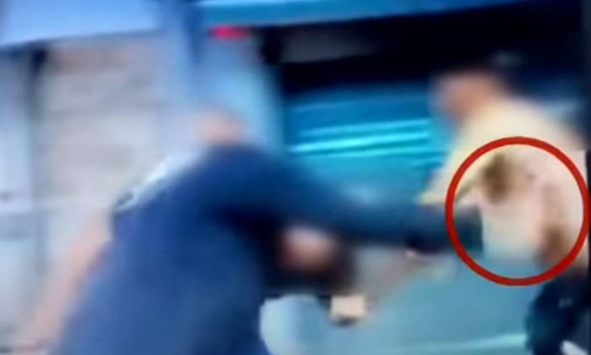 Κρήτη: Εικόνες σοκ με αιματηρές συμπλοκές τουριστών! (vid)