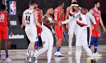 NBA: Απίστευτος Λίλαρντ οδηγεί τους Μπλέιζερς – Δεν τα κατάφεραν κόντρα στους Νετς οι Κλίπερς (vids)