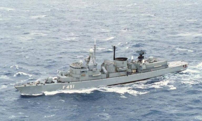 Oruc Reis: Ποια είναι η ελληνική φρεγάτα «Λήμνος» που εξέθεσε το τουρκικό πολεμικό ναυτικό