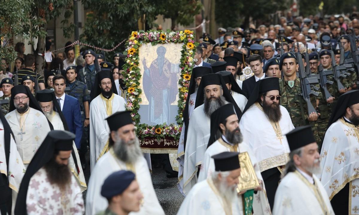 Ιερά Σύνοδος: Κανονικά οι λιτανείες