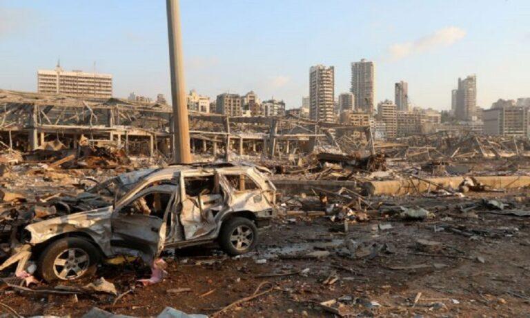 ΕΡΤ: Πληροφορίες για Ελληνα νεκρό στην Βηρυτό
