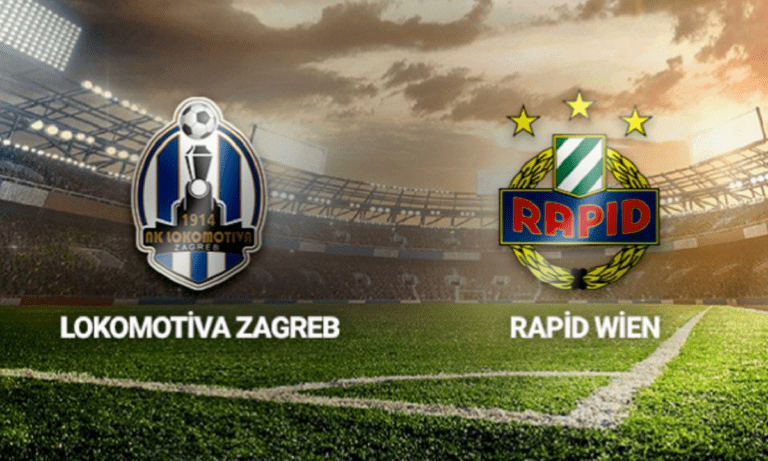 Λοκομοτίβα Ζάγκρεμπ – Ραπίντ Βιέννης 0-1