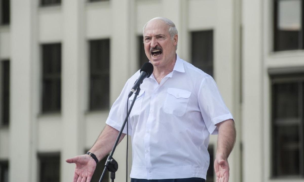 Λουκασένκο: Μέχρι να με σκοτώσετε δεν θα υπάρξουν άλλες εκλογές