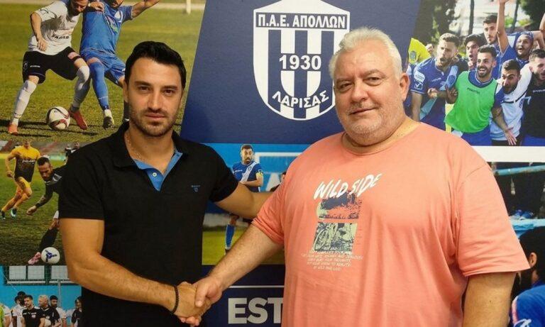 Επιβεβαίωση Sportime: Ανακοίνωσε Μάγγο ο Απόλλων Λάρισας