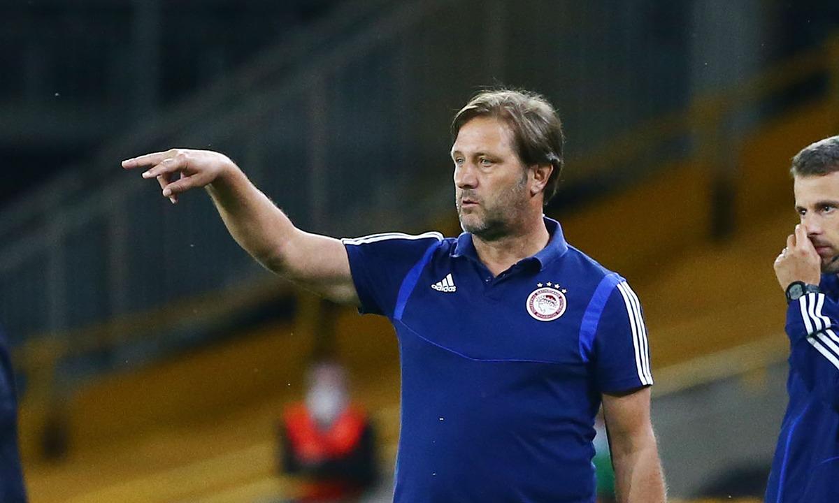 Μαρτίνς: «Ας βάλουν όσες γραμμές θέλουν, έχω αμφιβολίες για το γκολ». Η δήλωση του Πορτογάλου προπονητή...