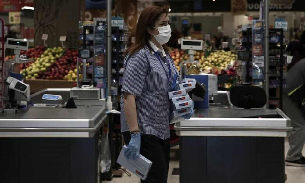 «Έπιασαν» 393 πολίτες χωρίς μάσκα. Συνεχίζονται οι εντατικοί έλεγχοι σε όλη τη χώρα από τις...