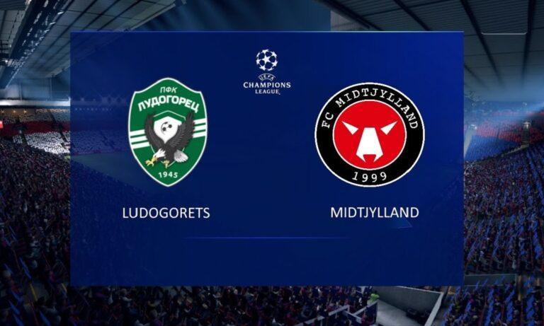 Λουντογκόρετς – Μίντιλαντ 0-1