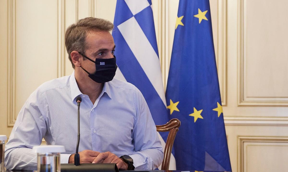 Μόρια: Έκτακτη σύσκεψη, υπό τον πρωθυπουργό