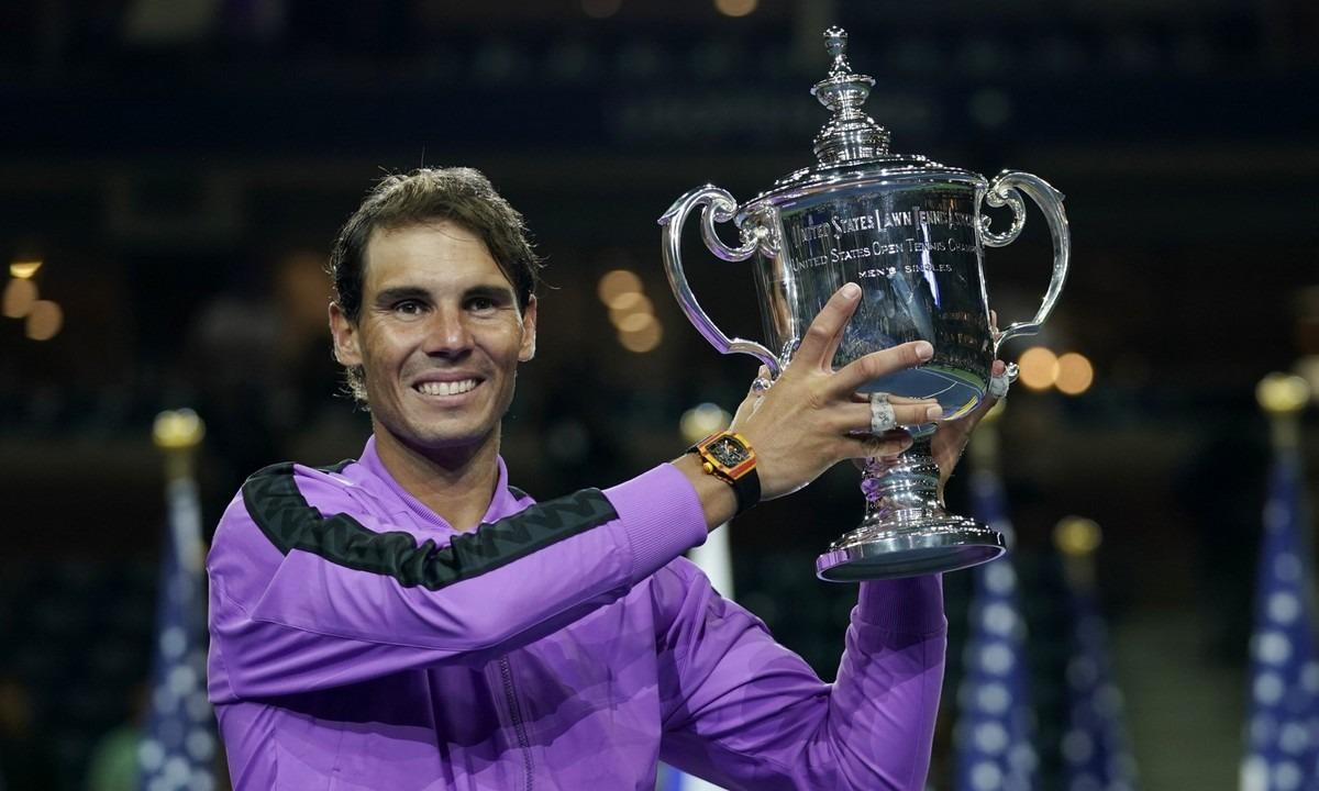 US Open χωρίς τον κάτοχο: Το ανακοίνωσε ο Ναδάλ!. Αμαχητί παραδίδει τα σκήπτρα του ο Ράφα Ναδάλ, όπως ανακοίνωσε...