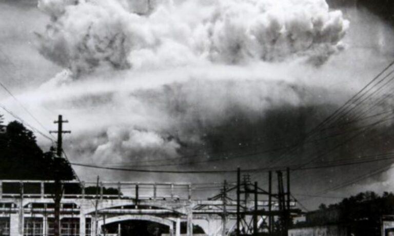 9 Αυγούστου: Πέφτει η ατομική βόμβα στο Ναγκασάκι (vid)