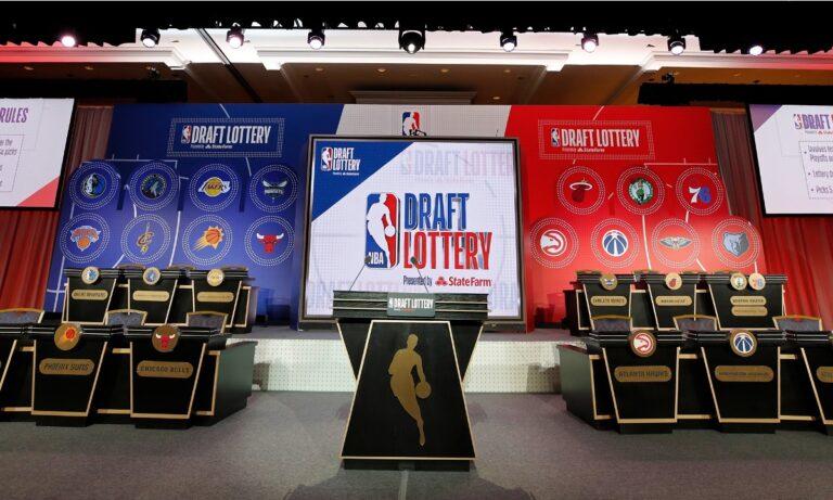 NBA: Τα ξημερώματα η λοταρία, με τους Σπερς για πρώτη φορά μετά από 22 χρόνια