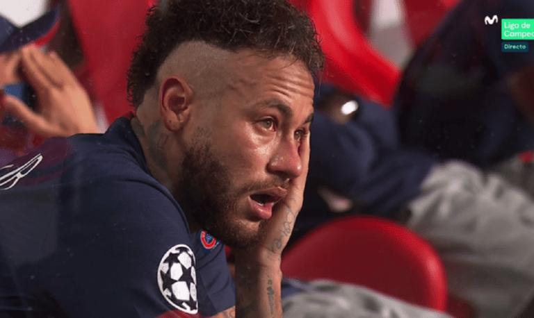 Ξέσπασε σε κλάματα ο Νεϊμάρ: Απαρηγόρητοι οι Γάλλοι μετά την απώλεια της κούπας (vids)