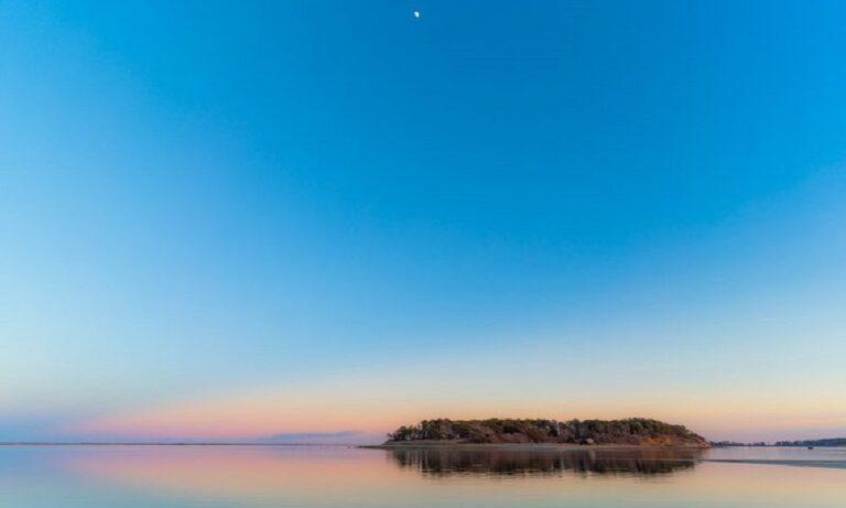 Νησί άνοιξε για πρώτη φορά μετά από 300 χρόνια για το κοινό (pics)