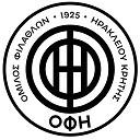 Ο.Φ.Η. (Όμιλος Φιλάθλων Ηρακλείου - ΟΦΗ) - ειδήσεις, βαθμολογίες, αθλητικά, αγώνες