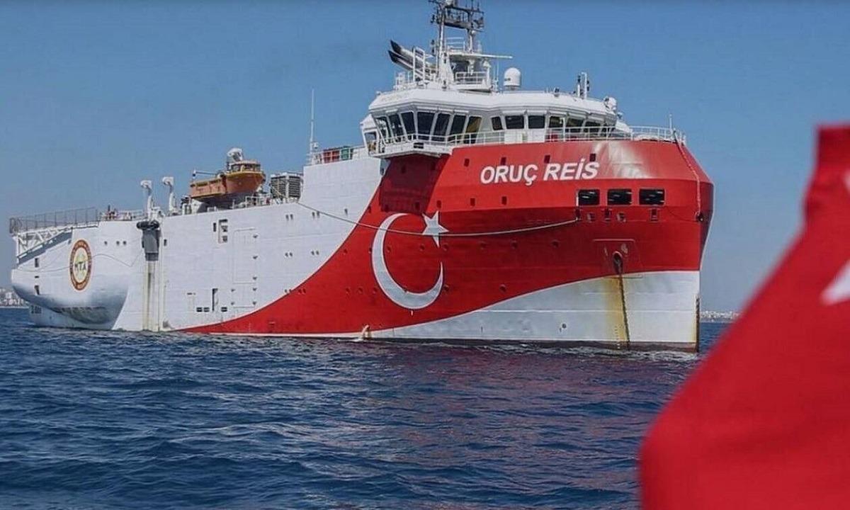 Oruc Reis: Έρχεται ελληνογαλλική άσκηση στην Ανατολική Μεσόγειο