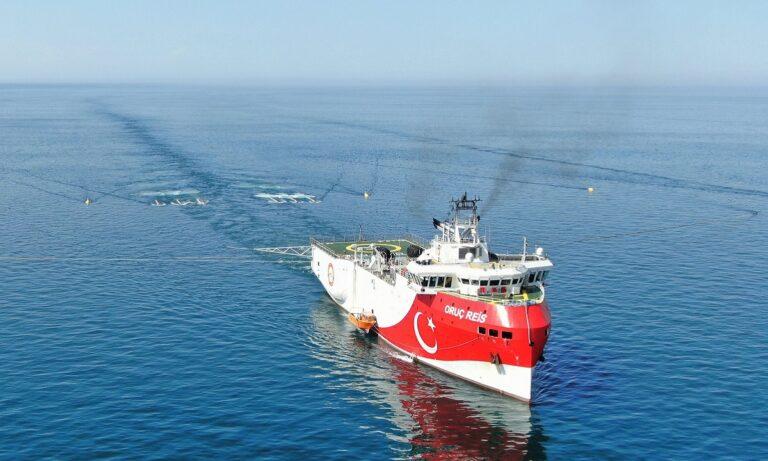 Oruc Reis – EKTAKTO: Νέα Navtex από την Τουρκία μέχρι τις 12/9