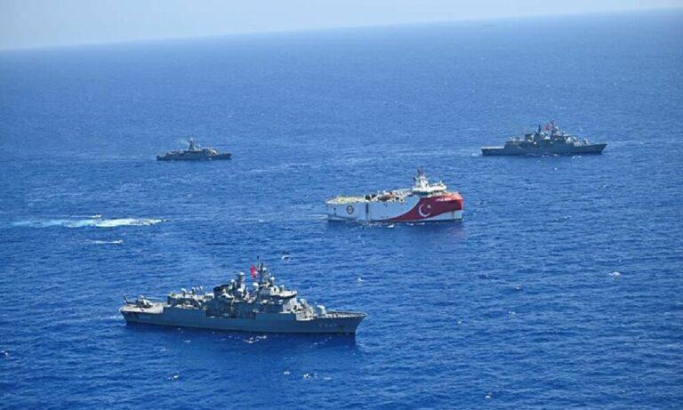 Ελληνοτουρκικά: Ρεσιτάλ προκλήσεων από την Τουρκία πριν την έναρξη των διερευνητικών